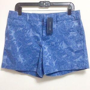 Tommy Hilfiger Navy Blue Floral Shorts (8)